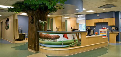 Pediatric Inpatient & Outpatient Oncology Center, Kids Kidney Center