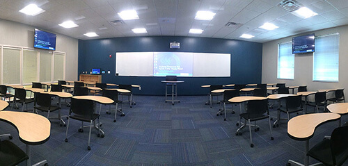 Classroom of the Future, Classroom & Admissions Renovations